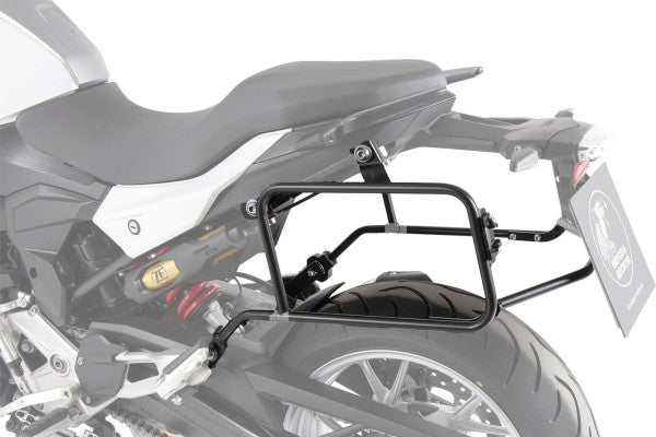 BMW F 900 XR Carrier - Sidecases 'Lock It'.
