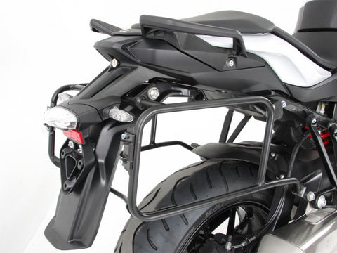 BMW S1000XR Carrier Sidecases - Quick Release