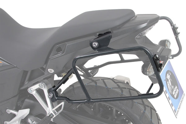 Honda CB 500X Carrier - Sidecarrier Lock it (Anthracite).