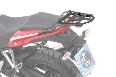 Honda CBR 250R Topcase carrier - Mini Rack