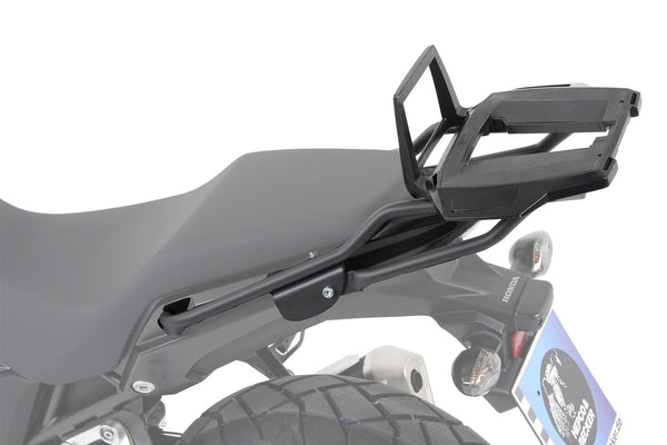 Honda CB 500X Carrier - Top Case Carrier (Anthracite).