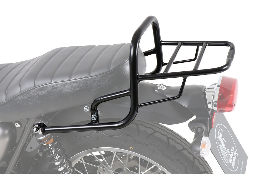 Kawasaki W800 Street/Cafe Carrier Topcase - Tubed Carrier
