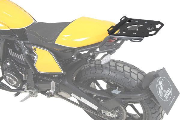 Ducati Scrambler 800 (2019-) Topcase carrier - Mini Rack - Motousher