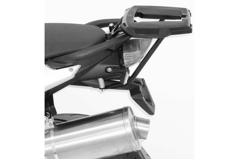 BMW F800R Topcase carrier - Movable Hinge (Easy Rack)