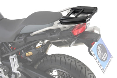 BMW F850GS Carrier - Topcase ( Movable Hinge)