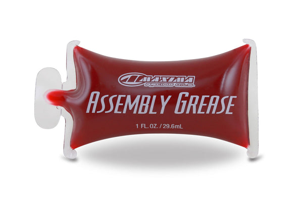 Maintenance :- Assembly  Grease (Pillow Pack).