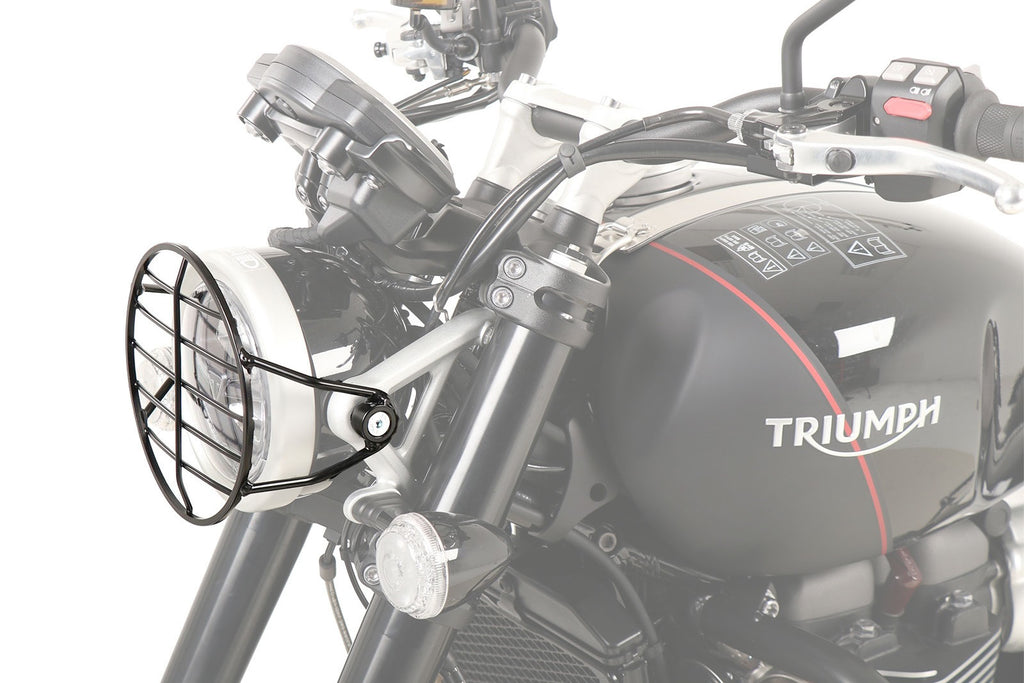 Triumph scrambler 1200 XE Protection - Headlight Guard