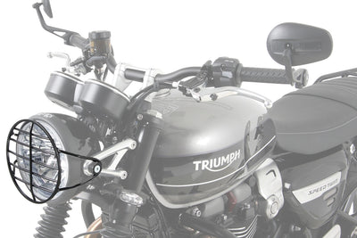 Triumph Scrambler 1200 Protection - Headlight Guard