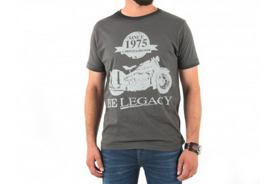 Legacy T-Shirt Gery Bekleidung Merchandise