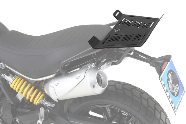 Ducati Scrambler 1100 (2018-) Rear Rack - Enlargement - Motousher