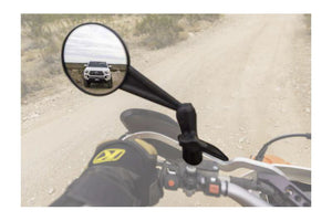 Adventure Mirror :- Double take Enduro Mirror (Set) - Motousher