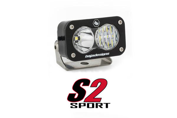Aux LED 2260 Lu (Pair) - S2 Sports - Motousher