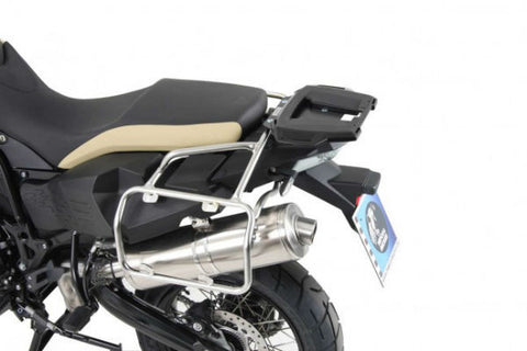 BMW F800GS Carrier Topcase - Fixed Hinge (Alu Rack)