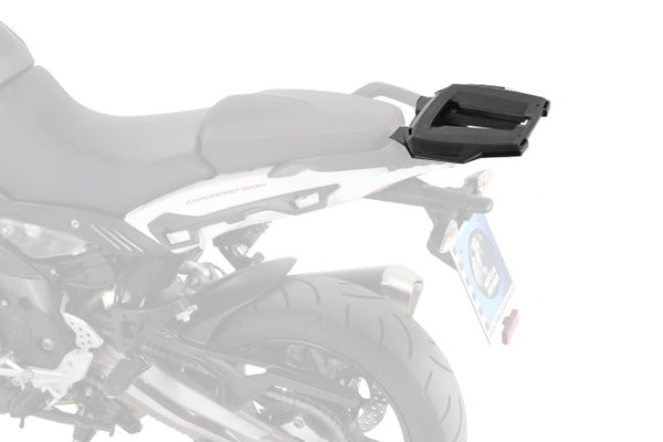 Aprilia Caponord 1200 Topcase carrier - Fixed Hinge (Alu Rack) - Motousher