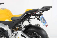 Aprilia Tuono V4 R Topcase carrier - Fixed Hinge (Alu Rack)