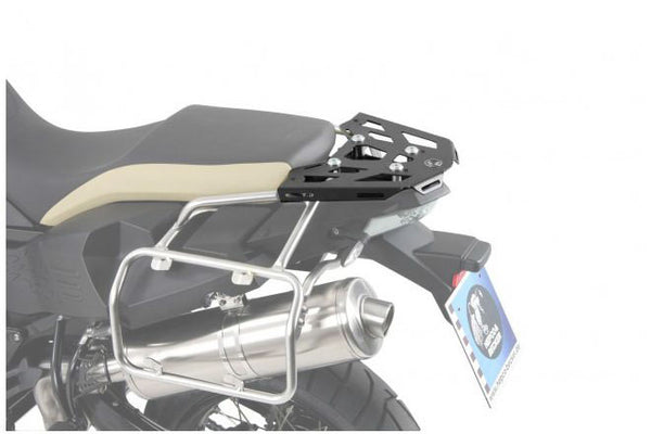 BMW F800GS Carrier - Mini Rack.