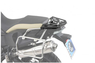 BMW F800GS Carrier - Mini Rack