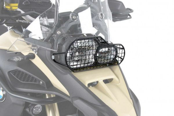 BMW F800GS Protection - Headlight Grill.