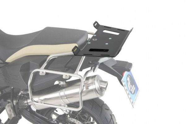 BMW F800GS Rack - Enlargement Plate - Motousher