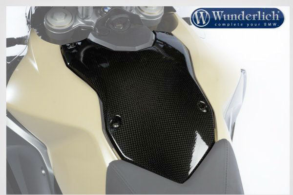 BMW F800GS Styling - Tank Frame Front (Carbon) - Motousher