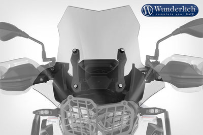 BMW F750GS Screen - Windscreen Marathon