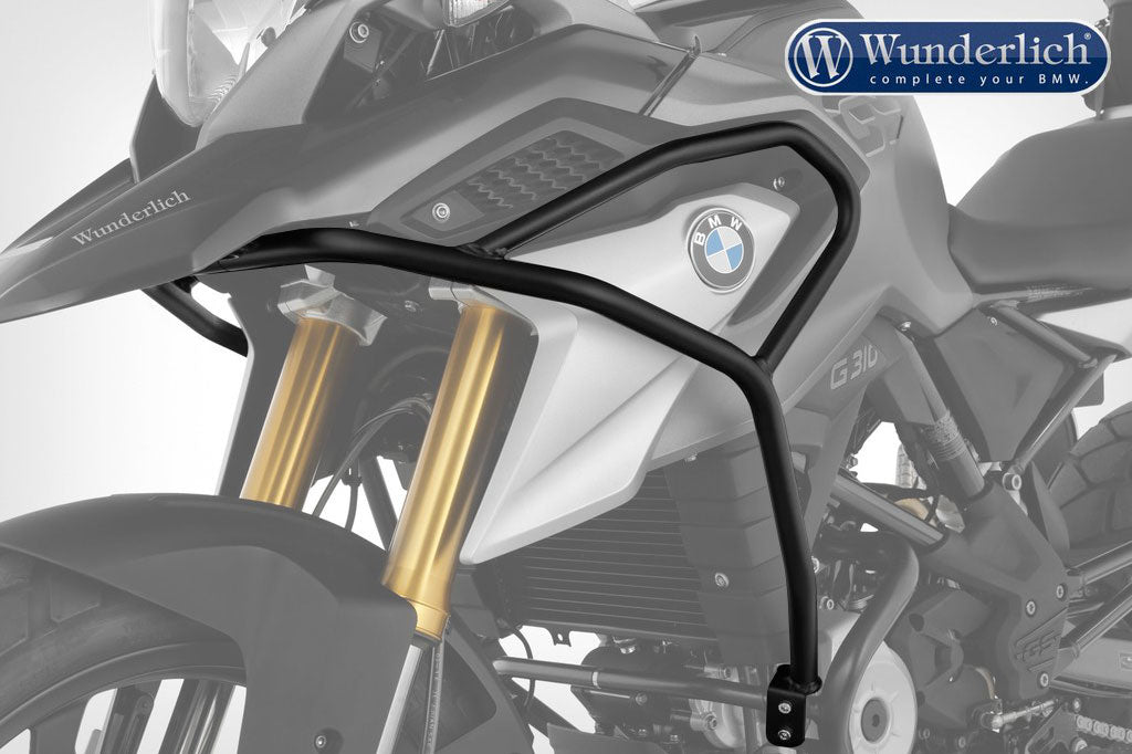 BMW G 310 Protection - Tank Guard (Black)