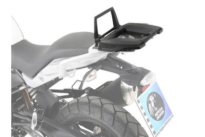 BMW G 310R Carrier - Top Case Carrier (Fixed Hinge)