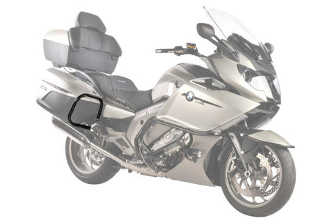 BMW K1600 Protection - Case Guard (Black Silver or Chrome)