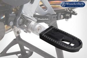 BMW Motorrad - Footrest Adjustable