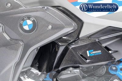 "BMW R1200GS Styling - Air Vent Cover Front ""Carbon"""