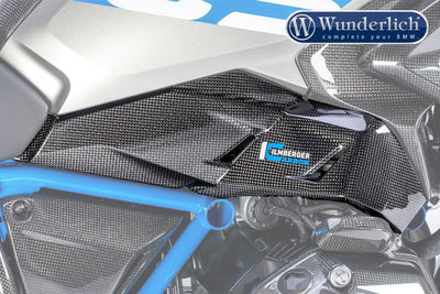 BMW R1200GS Styling - Air vent cover Rear(Carbon)