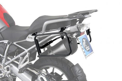 BMW R1250GS Carrier Sidecases - Hepco Becker