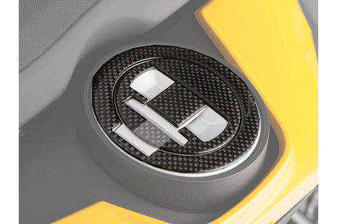 BMW Motorrad Styling - Filler Cap Cover (Carbon Optic)