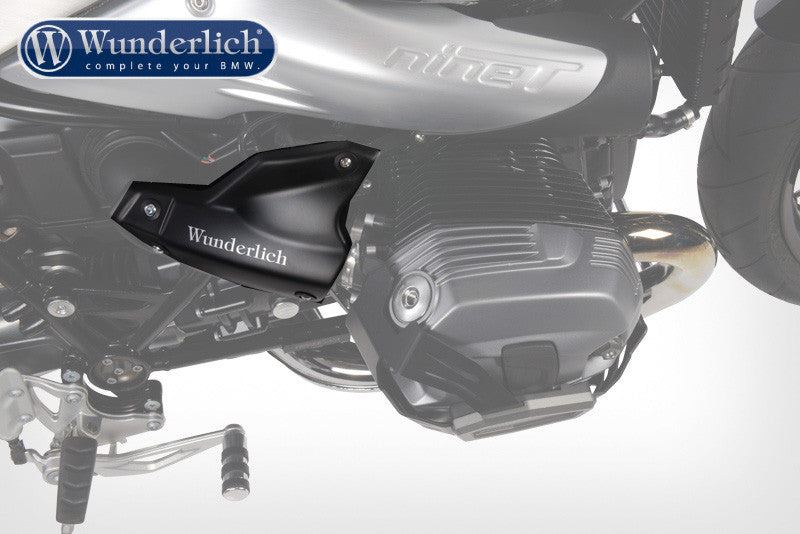 BMW R NineT Protection - Injection Covers