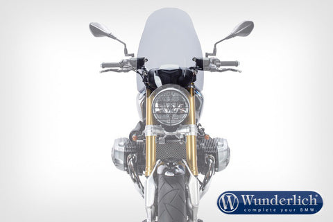 BMW R NineT Screens - Roadster Touring Screen (H:420mm)
