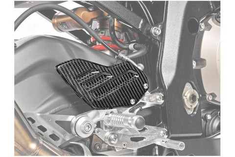 BMW S1000RR Protection - Heel Protector Set (Carbon)