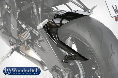 BMW S1000RR Styling - Carbon Mudguard (Rear Interior)