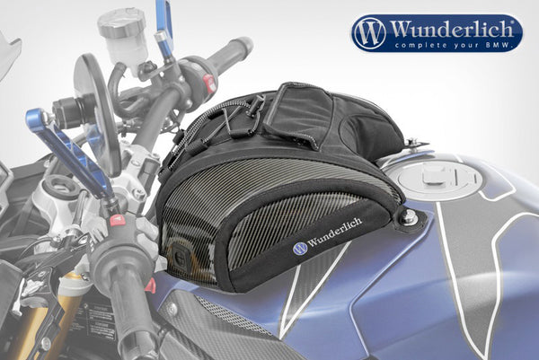 BMW S1000RR Tank Bag - 10L Sports Bag (Carbon) - Motousher