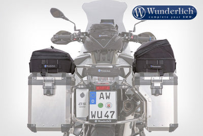 "BMW R1200GS Luggage - Top ""Bag Packer III"" (Black)"