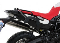 BMW F800GS Carrier Sidecases - C-Bow