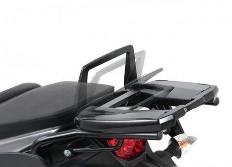 BMW F650GS Twin Topcase carrier - Movable Hinge (Easy Rack)