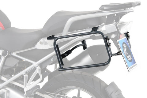 BMW R1200GS Carrier Sidecases - Lock It - Permanent - Anthracite