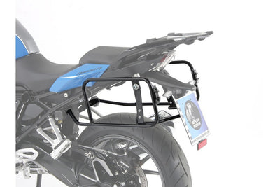 "BMW R1200R Sidecases Carrier - Quick Release ""Lock It"""