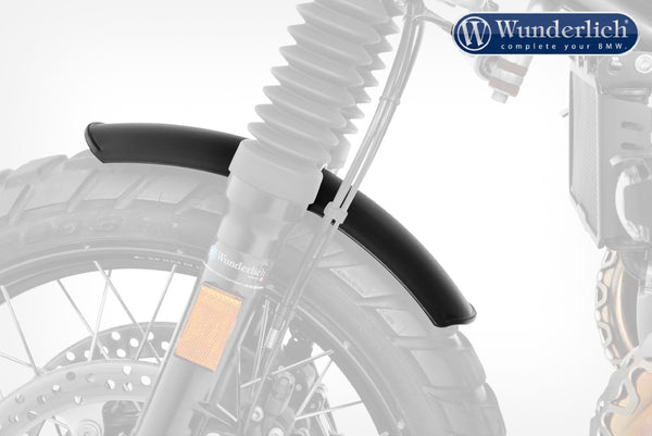 BMW R Nine T Styling - Classic Front Mudguard 'Low'.