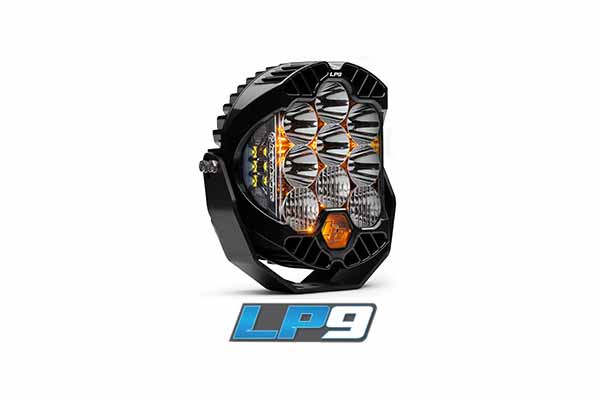 Aux LED 11025 Lumens (pcs) - LP9 Racer Edition.