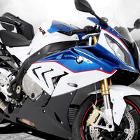 "BMW S1000RR Carrier - Sidecases ""C-Bow""."