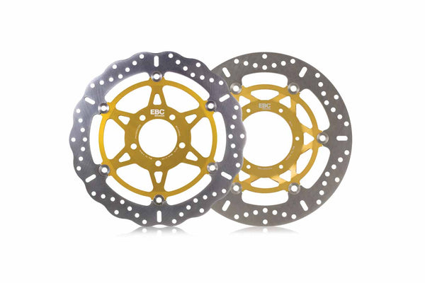 Brake Rotors Floating SS (842X).