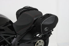 Ducati Diavel Sidecases Carrier - C-Bow