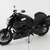 Ducati Diavel Sidecases Carrier - C-Bow.
