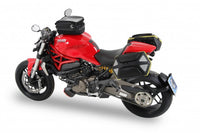 Ducati Monster 1200S Sidecases Carrier - C-Bow
